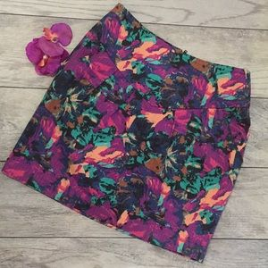 UO Silence + Noise Pleated Mini Skirt